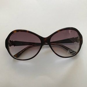 NWT Guess by Marchiano Tortoiseshell Sunglasses